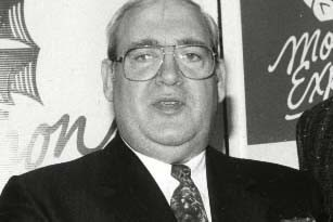 Stevens Demers photographié en novembre 1989... (Photo archives, La Presse)
