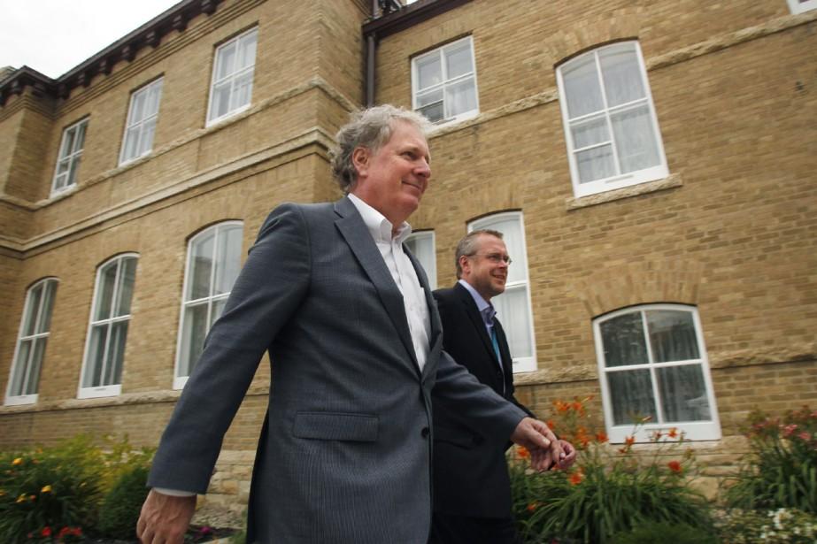 Le premier ministre du Québec, Jean Charest, est... (Photo Reuters)