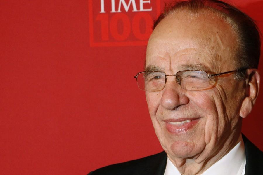 Rupert Murdoch... (Photo: Archives Reuters)