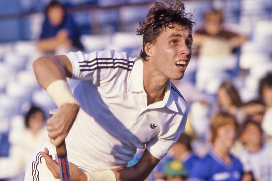 Ivan Lendl a remporté quatre fois le tournoi... (Photo: Archives La Presse)