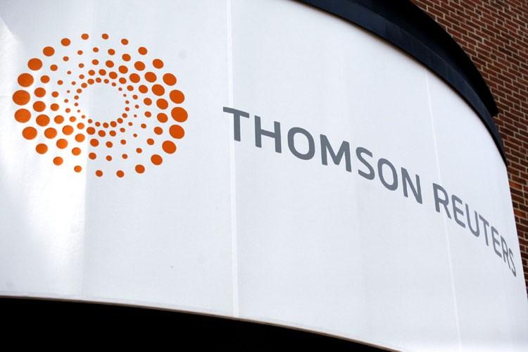 Les actionnaires de Thomson Reuters ont approuvé vendredi à une... (Photo: AP)