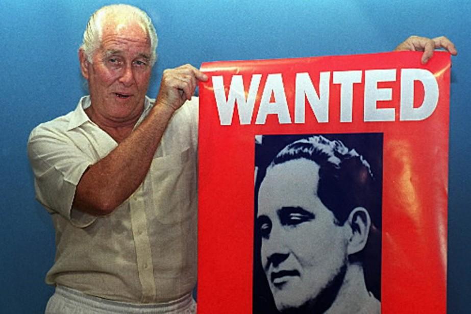 Ronnie Biggs a vécu plusieurs années clandestinement au... (Photo AFP)