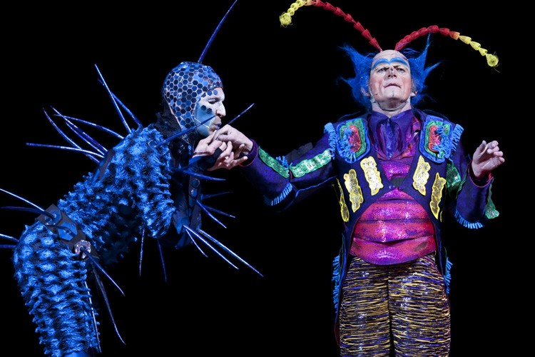 Le Cirque du Soleil a assuré mercredi que Dubai World n'avait... (Photo: PC)