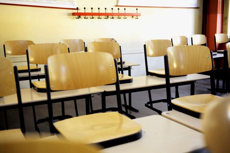 Une «véritable solution de remplacement à la réforme scolaire» :... (Photo: AFP)