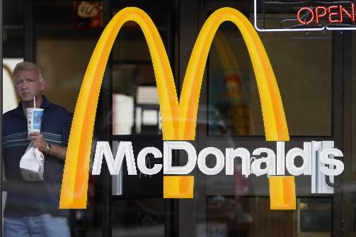 Le géant mondial de la restauration rapide McDonald's... (Photo: Reuters)
