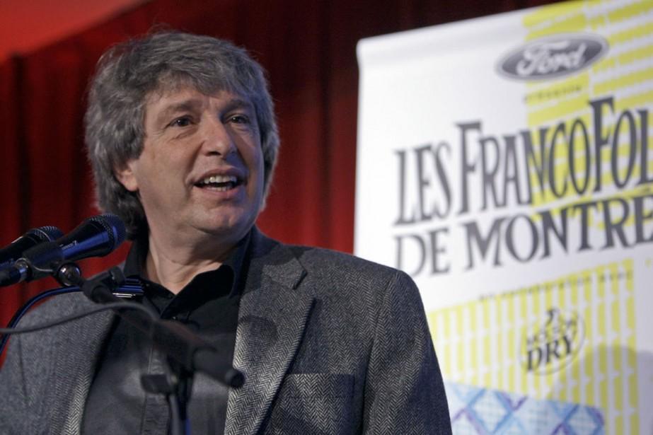 Alain Simard, président de Spectra... (Photo La Presse Robert Mailloux)