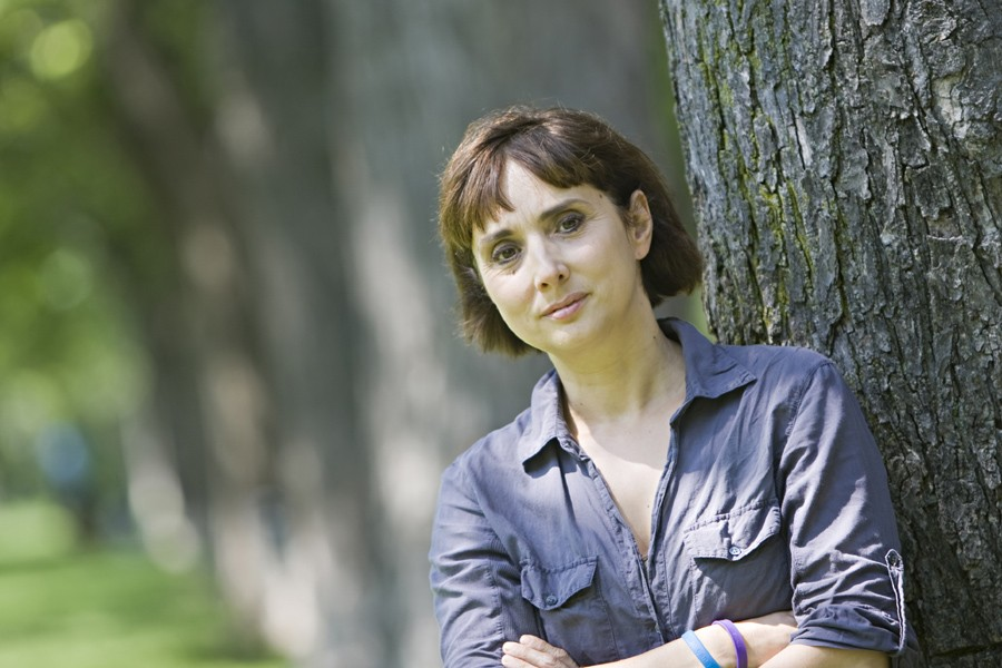Catherine Mavrikakis... (Photo: Ivanoh Demers, La Presse)