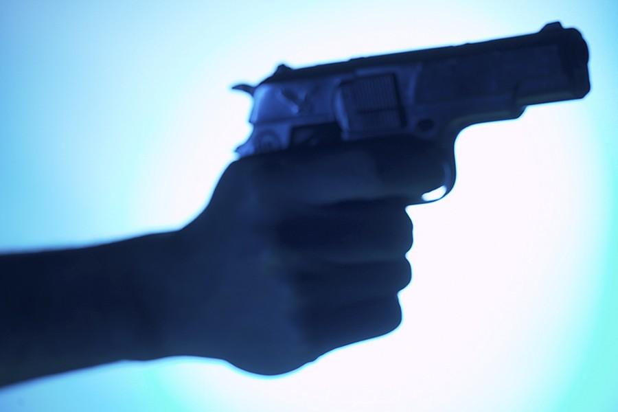 Ils sont entrés à deux, armés et le visage camouflé,... (Photothèque La Presse)