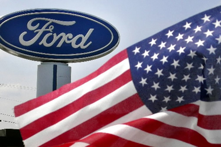 Le constructeur automobile américain Ford ( (Photo: Reuters)