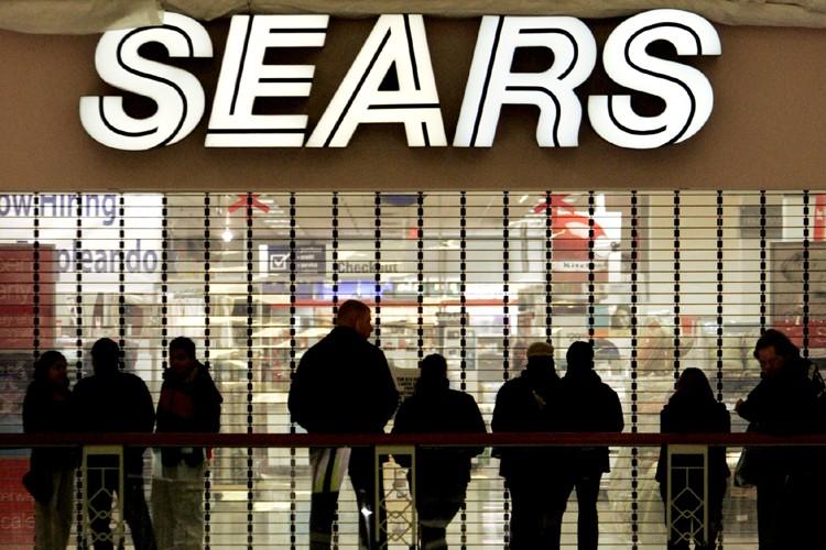 La société-mère de Sears Canada ( (Photo: AP)