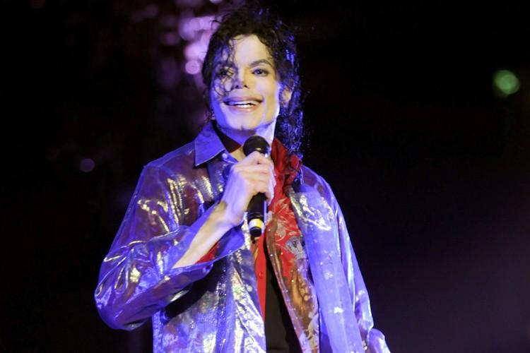 Michael Jackson... (Photo: Reuters)