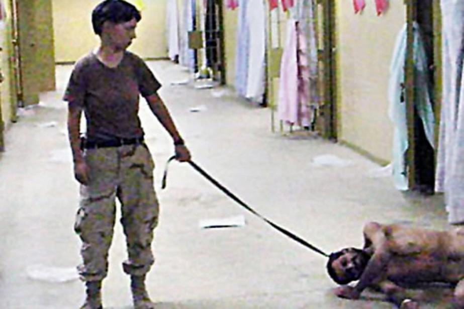 La soldate américaine Lynndie England avait été condamnée... (Photo archives AP)