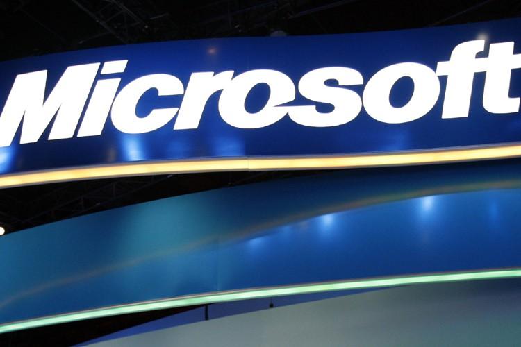Le géant informatique américain Microsoft ( (Photo: Reuters)