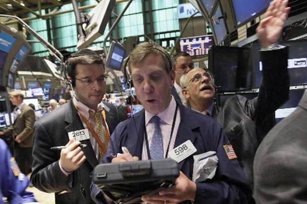 La Bourse de Toronto a clôturé en progression, mercredi, pour une... (Photo: AP)