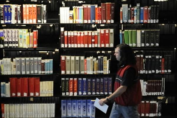 L'Agrégateur ANEL, l'entrepôt numérique... (Photo: Bernard Brault, La Presse)