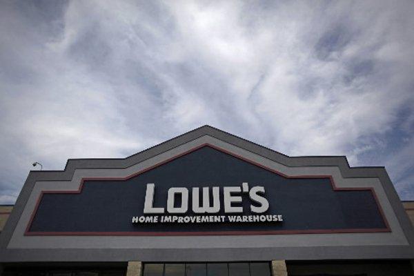 Le géant de la rénovation domiciliaire Lowe's ( (Photo: Reuters)