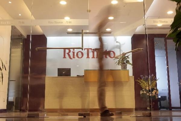 Le géant minier britannique Rio Tinto a fait savoir mardi... (Photo: Reuters)