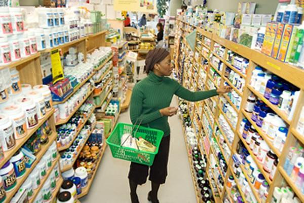 Les prix à la consommation aux États-Unis ont progressé de... (Photo: La Presse)