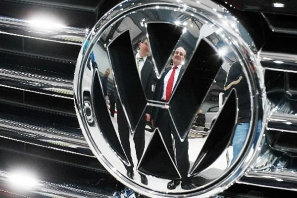 La crise demeure mais les constructeurs automobiles réunis au... (Photo: AFP)