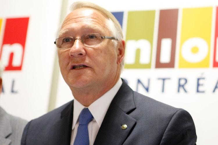 Le maire de Montréal, Gérald Tremblay.... (Photo: Martin Chamberland, La Presse)