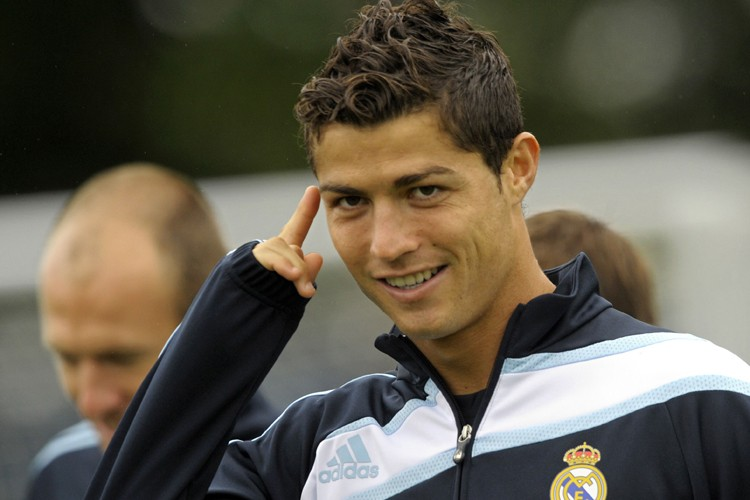 Selon Frank Lampard, Cristiano Ronaldo, parti au Real... (Photo: AFP)