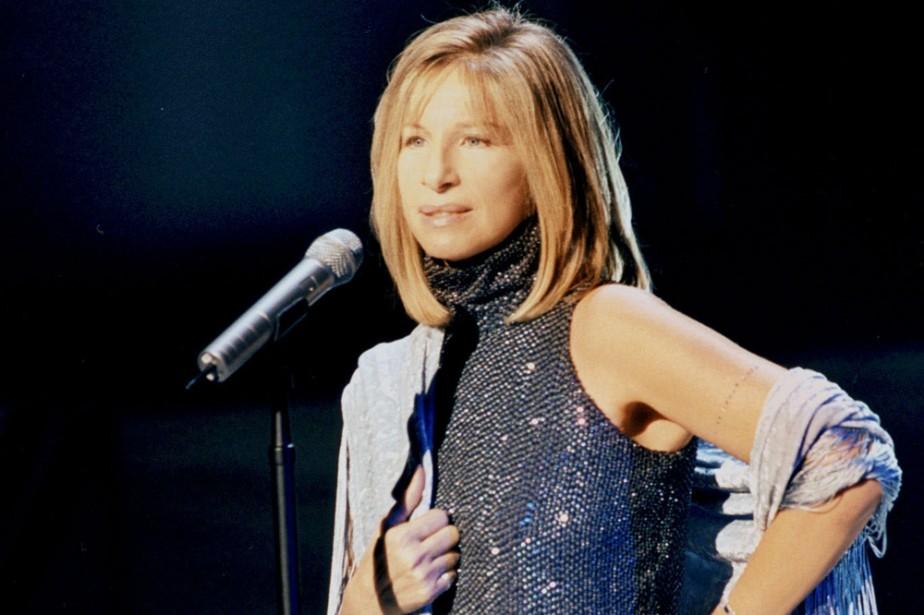 Barbra Streisand... (Photo: archives La Presse)