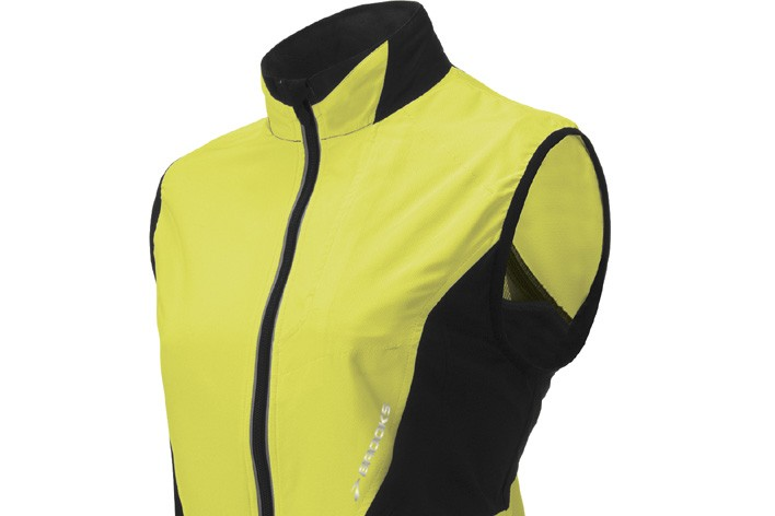 Une veste de Brooks Running...
