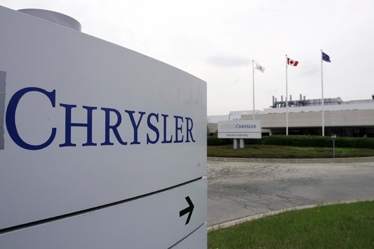 Chrysler Canada a lancé vendredi un nouveau programme qui... (Photo: Reuters)