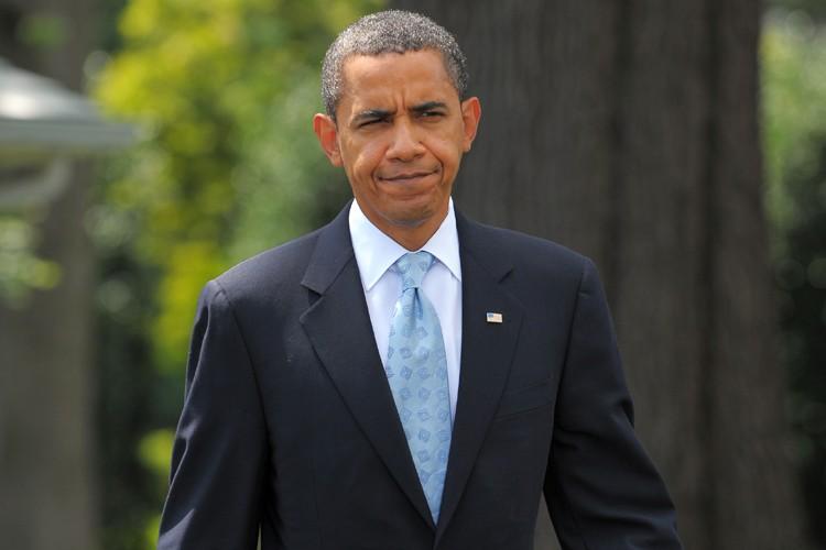 Igor Panarine compare le président américain Barack Obama... (Photo: AP)