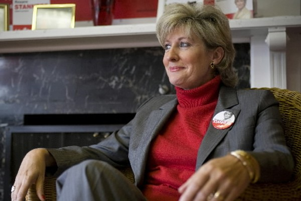 L'ex-procureure Roxane Stanners sera candidate... (Photo: David Boily, La Presse)