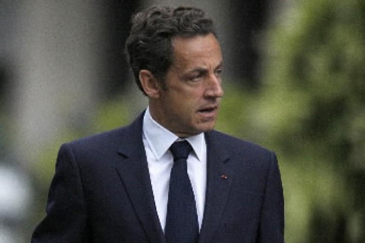Nicolas Sarkozy... (Photo: Reuters)