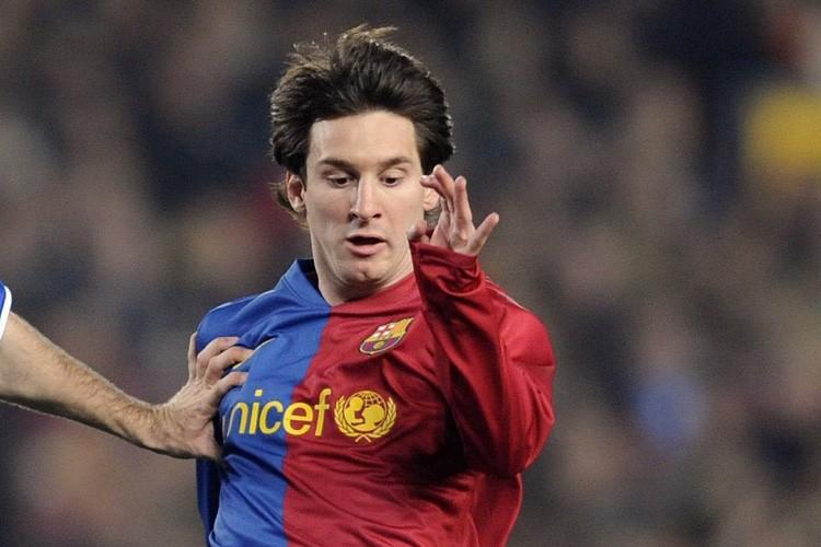 Leo Messi, du FC Barcelone.... (Photo: AP)