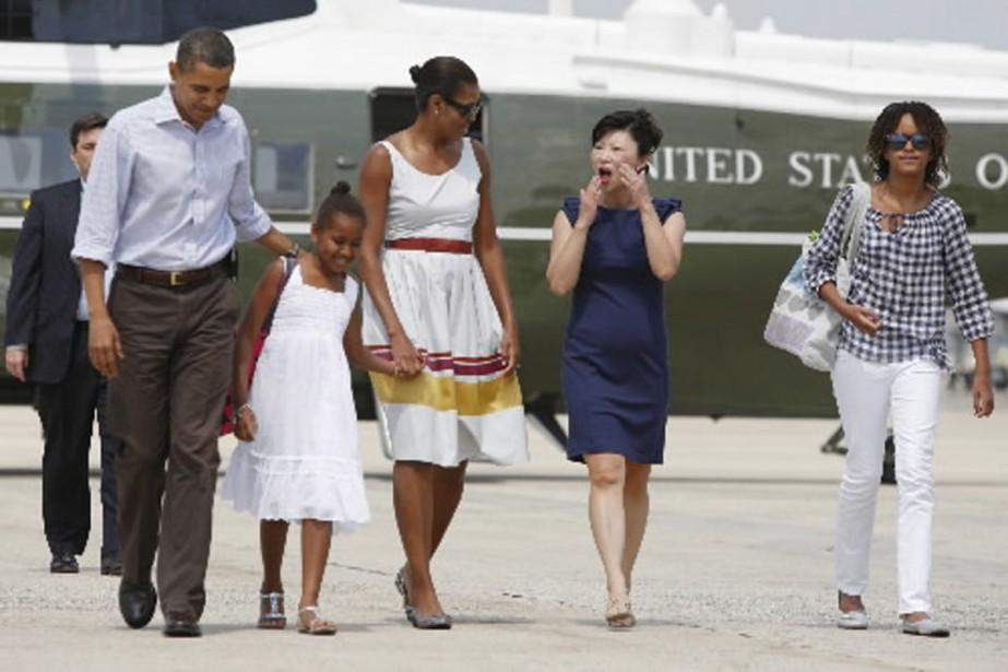 Le président Obama a donné son accord à... (Photo Reuters)