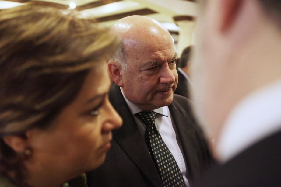 Le secrétaire-général de l'OEA, José Miguel Insulza, est... (Photo Reuters)