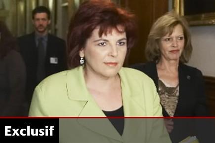 Diane Lemieux... (Photo archives Presse Canadienne)