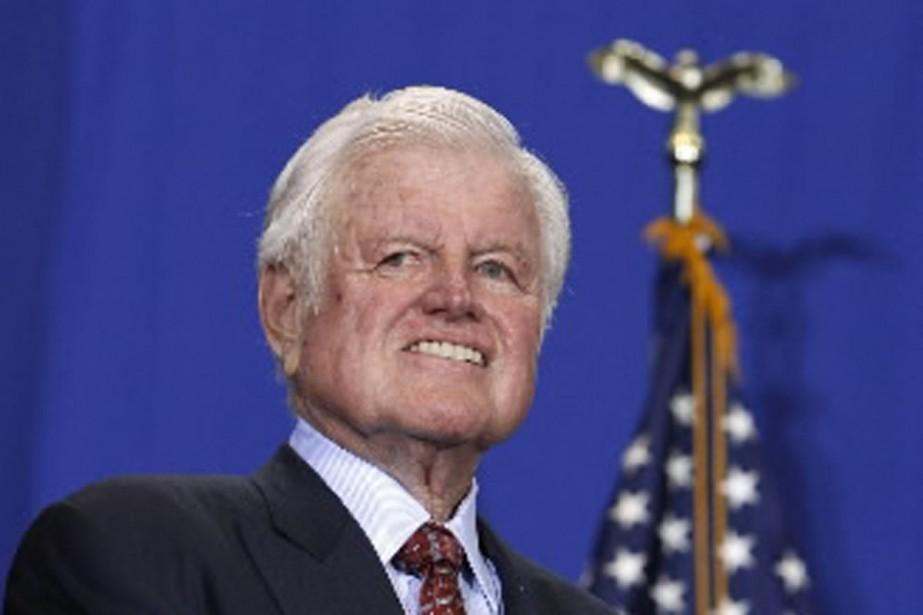 Les mémoires posthumes de Ted Kennedy seront publiées... (Photo archives AFP)