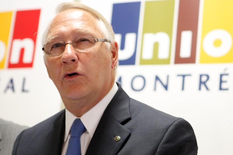 Le maire de Montréal, Gérald Tremblay... (Photo: Martin Chamberland, La Presse)