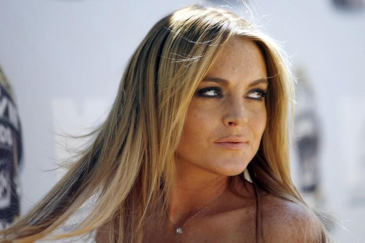 Lindsay Lohan... (Photo: Reuters)