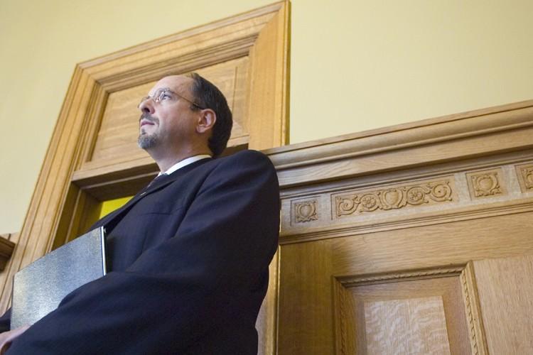 Le directeur général de la Ville de Montréal,... (Photo: Ivanoh Demers, La Presse)