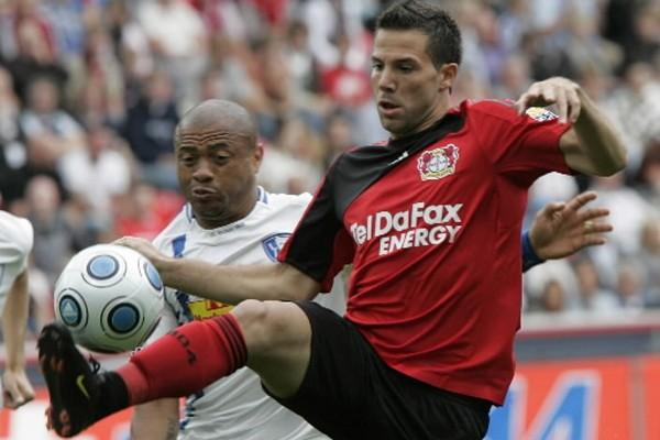 Le Bayer Leverkusen a conforté sa première place au classement du... (Photo: AP)