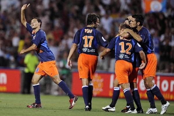 Montpellier s'est emparé de la deuxième place du Championnat de... (Photo: AFP)