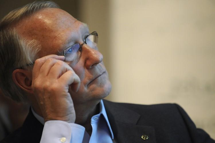 Le maire de Montréal, Gérald Tremblay.... (Photo: Bernard Brault, La Presse)