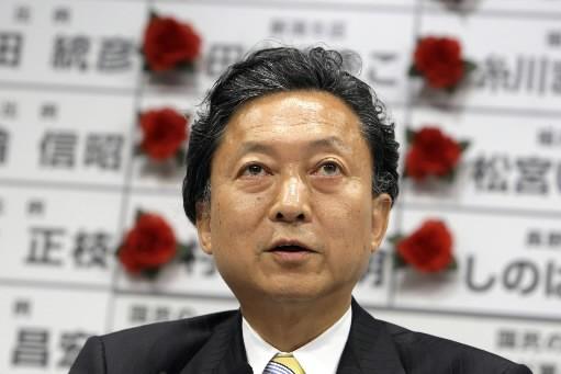 Le nouveau premier ministre japonais, Yukio Hatoyama.... (Photo AP)