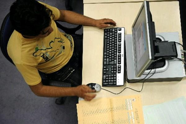 Près de la moitié des usagers de PC dans le monde utilisent des... (Photo: AFP)