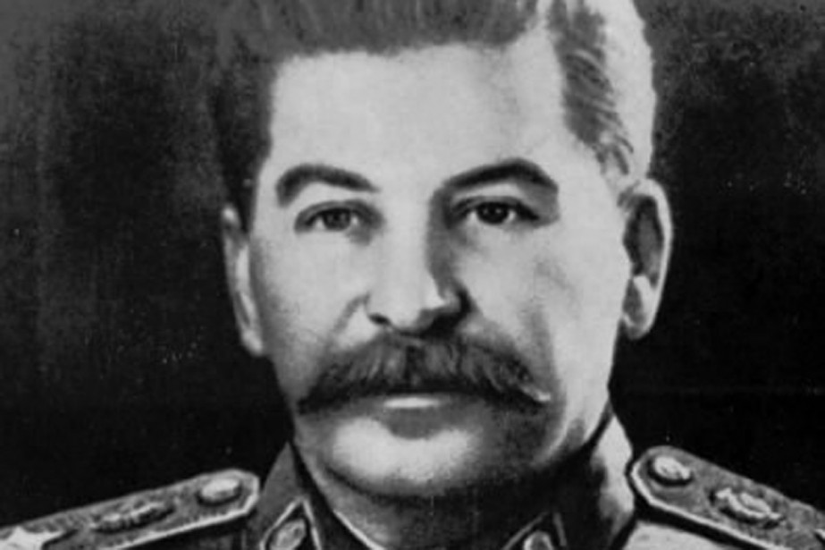 Joseph Staline.... (Photo archives AP)