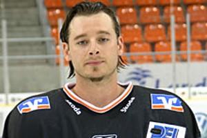 Jean-François Fortin avait signé avec une équipe de... (Photo: Eishockey Info)