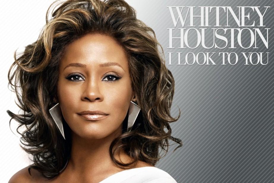Whitney Houston fait son entrée en première place... (Photo: AP)
