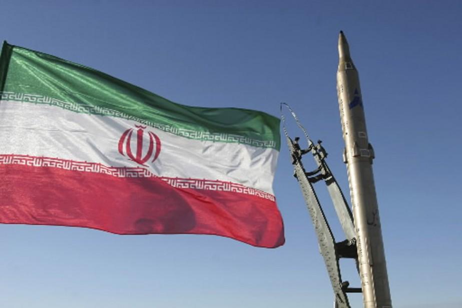 L'Iran refuse toujours de suspendre son programme d'enrichissement... (Photo archives AP)