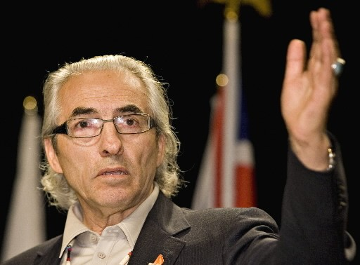Phil Fontaine... (Photo Canadian Press)