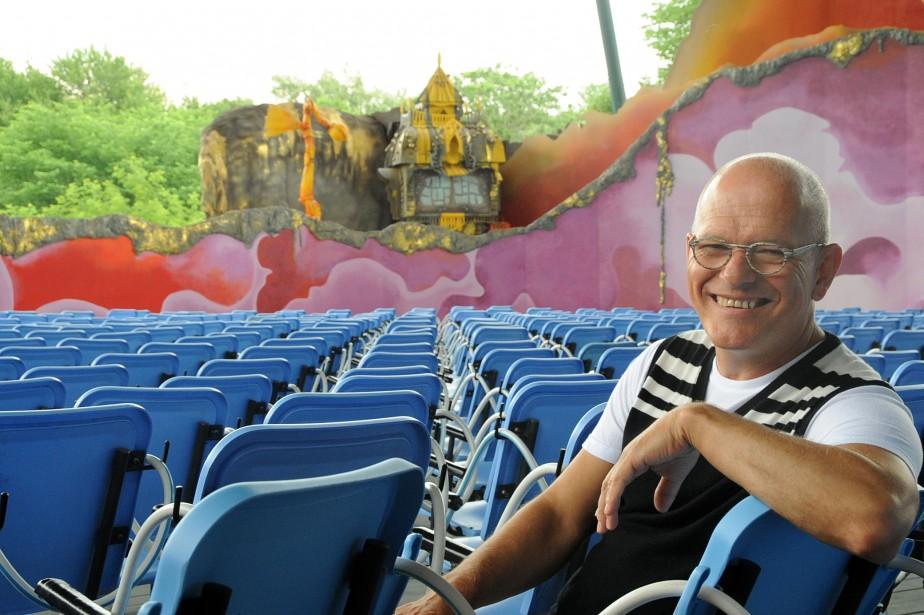 Richard Blackburn, directeur artistique du Théâtre de la... (photo Archives La Voix de l'Est)